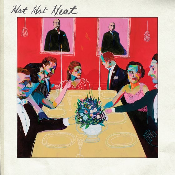 Image of Hot Hot Heat - Hot Hot Heat (CD)
