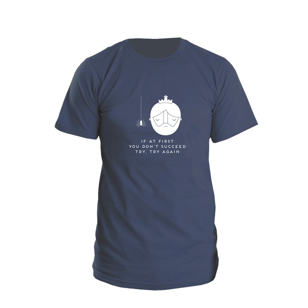 """Image of """"If at first you don't succeed . . """" T-shirt"""