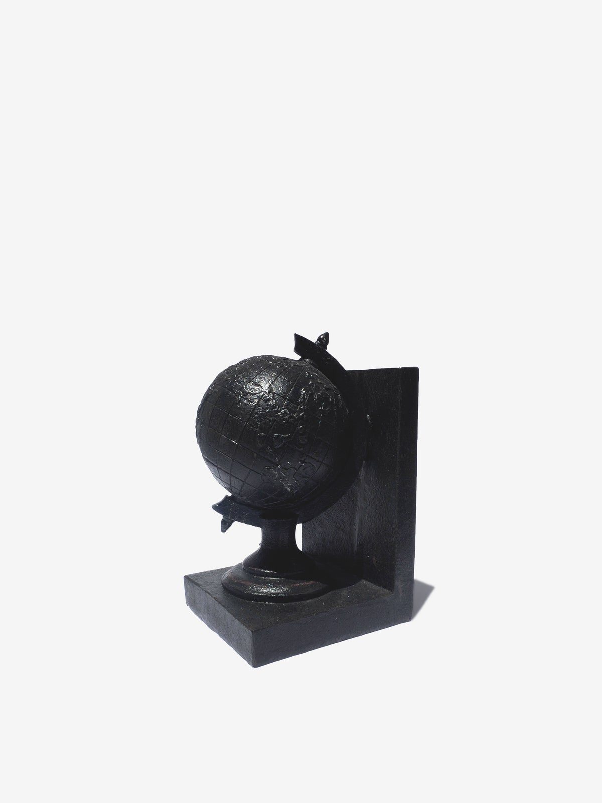 Image of Globe Bookend