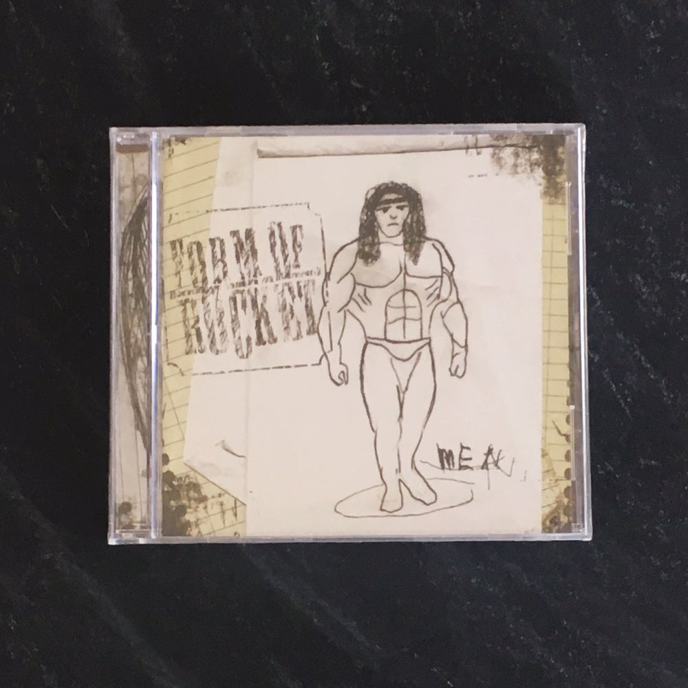 Image of Form of Rocket - Men - CD