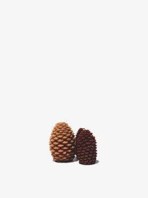 Image of Pinecone Candles