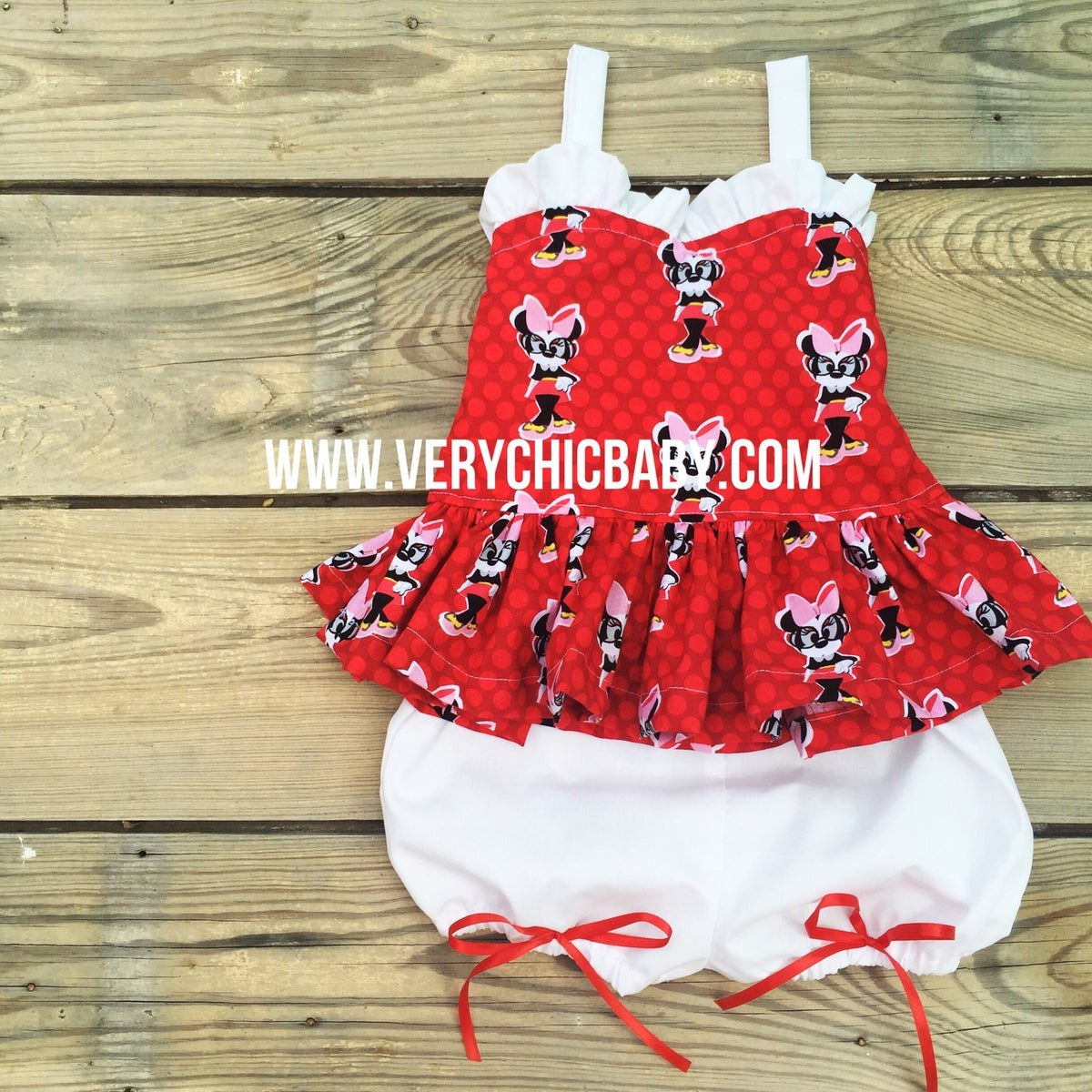 Image of Miss Minnie Me Set