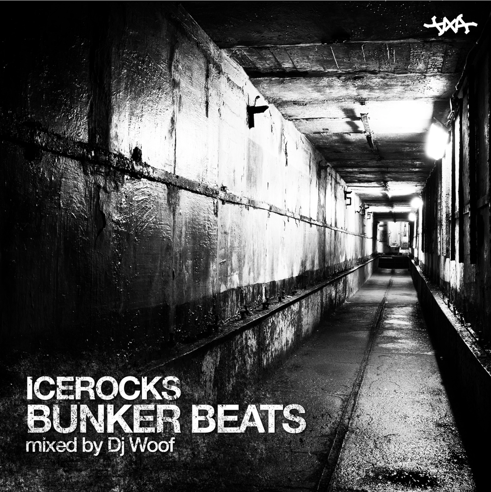 Image of IceRocks Bunker Beats // MP3 Download
