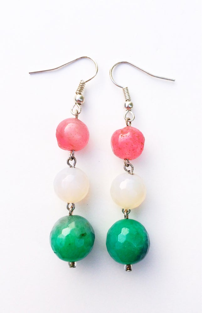 Image of Jasper Station Earrings