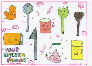 Your Stickers :)