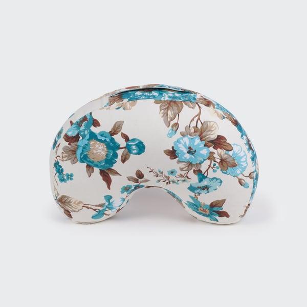 Image of Heart Zafu Cushion – patterned