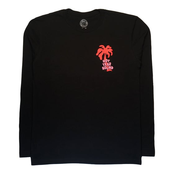 "Image of ""Hot Year Round"" L/S Tee"