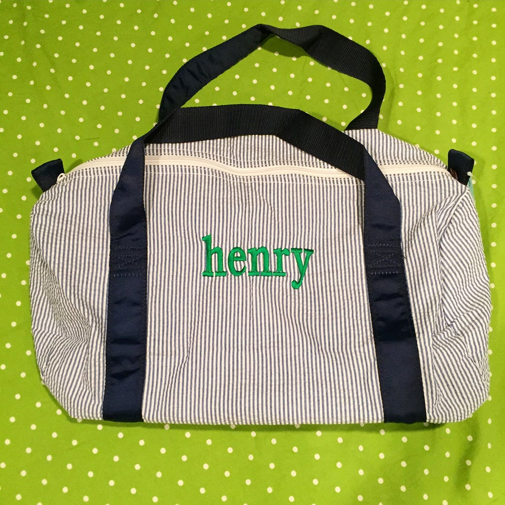 Image of Medium Duffle Bag