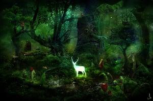 """Transition""  (night) - Alexander Jansson Shop"