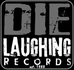 Image of DIE LAUGHING RECORDS - VINYL STICKER (3 sticker pack)