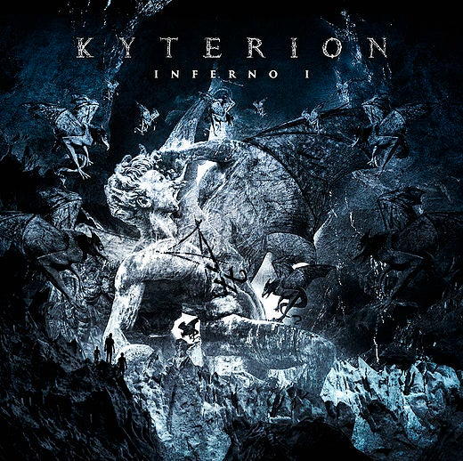 Kyterion - Inferno I - Lp Colored