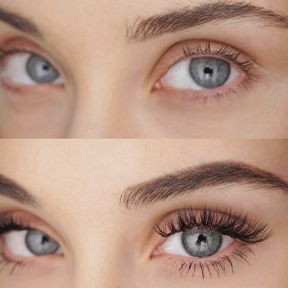 Image of Little Rock Lash extensions
