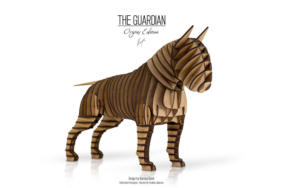 """Image of THE GUARDIAN """"ORIGINS EDITION"""" (Limited Edition 100 Units) PRE-ORDER"""