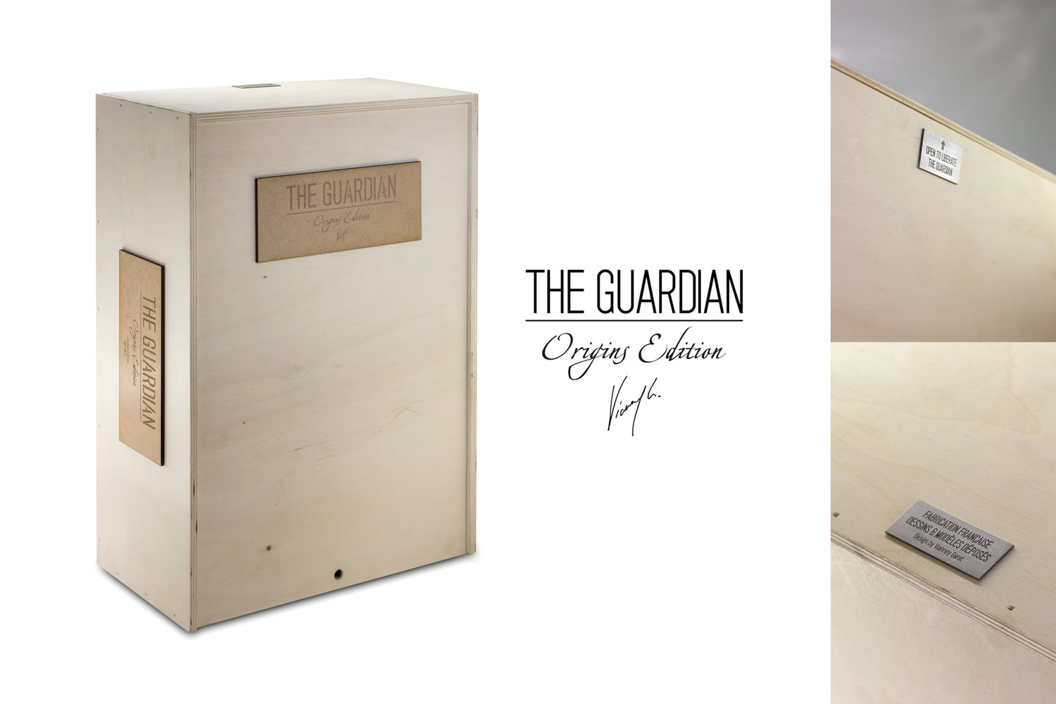 "Image of THE GUARDIAN ""ORIGINS EDITION"" (Limited Edition 100 Units) PRE-ORDER"