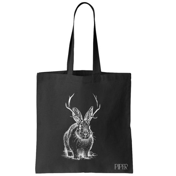 Image of JACKALOPE TOTE