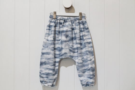 Image of Clouds - Boho Harem Pants