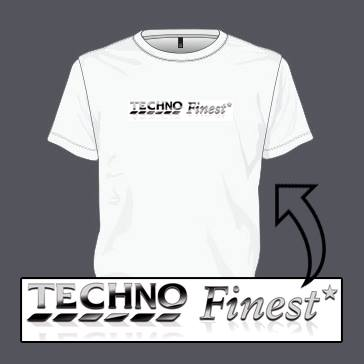 Image of Techno Finest Unisex t-shirt