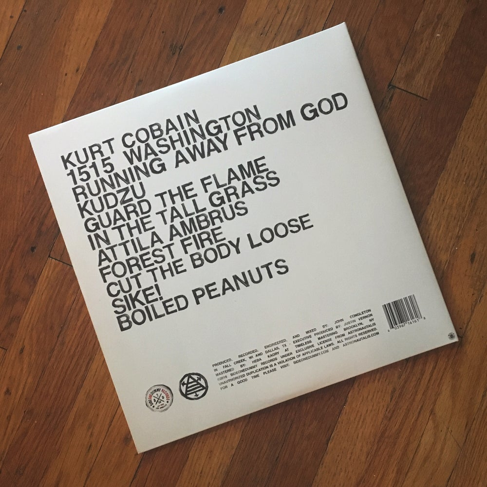 Image of Cut The Body Loose Vinyl