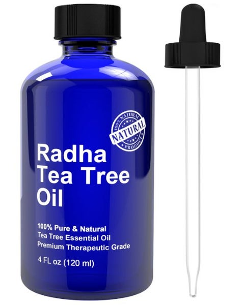 Image of Radha Beauty Tea Tree Essential Oil