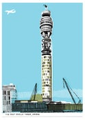Image of Post Office Tower Print