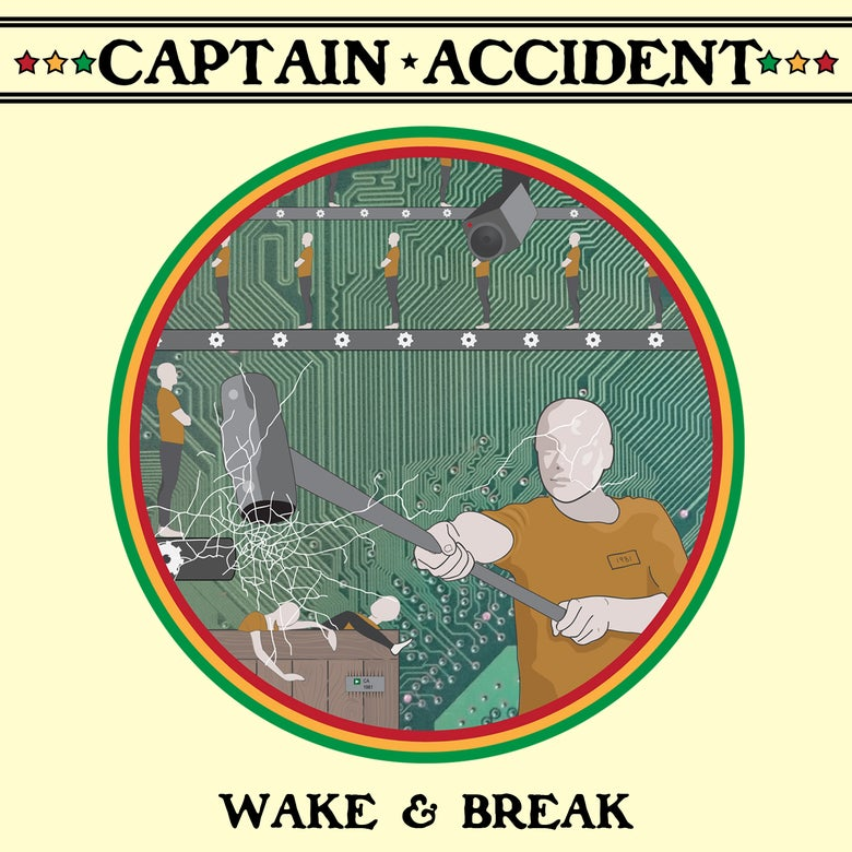 Image of Captain Accident - Wake & Break