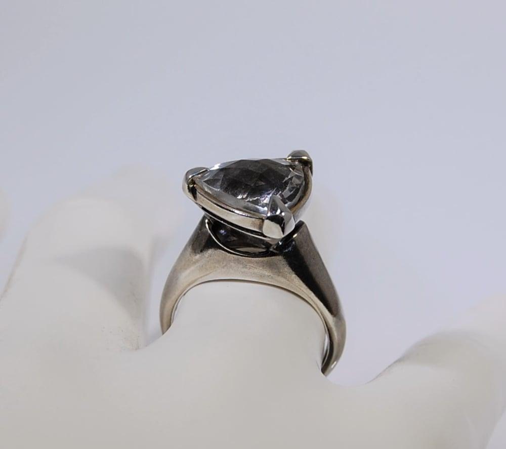 Image of Ghiaccio Ring