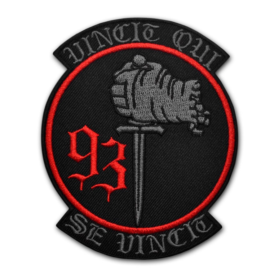Image of Strike 93 Patch