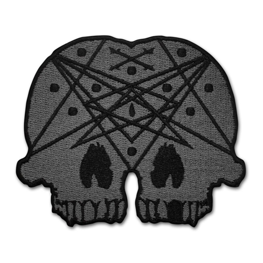 Image of Conjoined Skull Patch