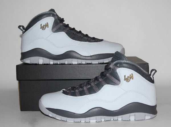 Image of Air Jordan 10 (X) Retro London