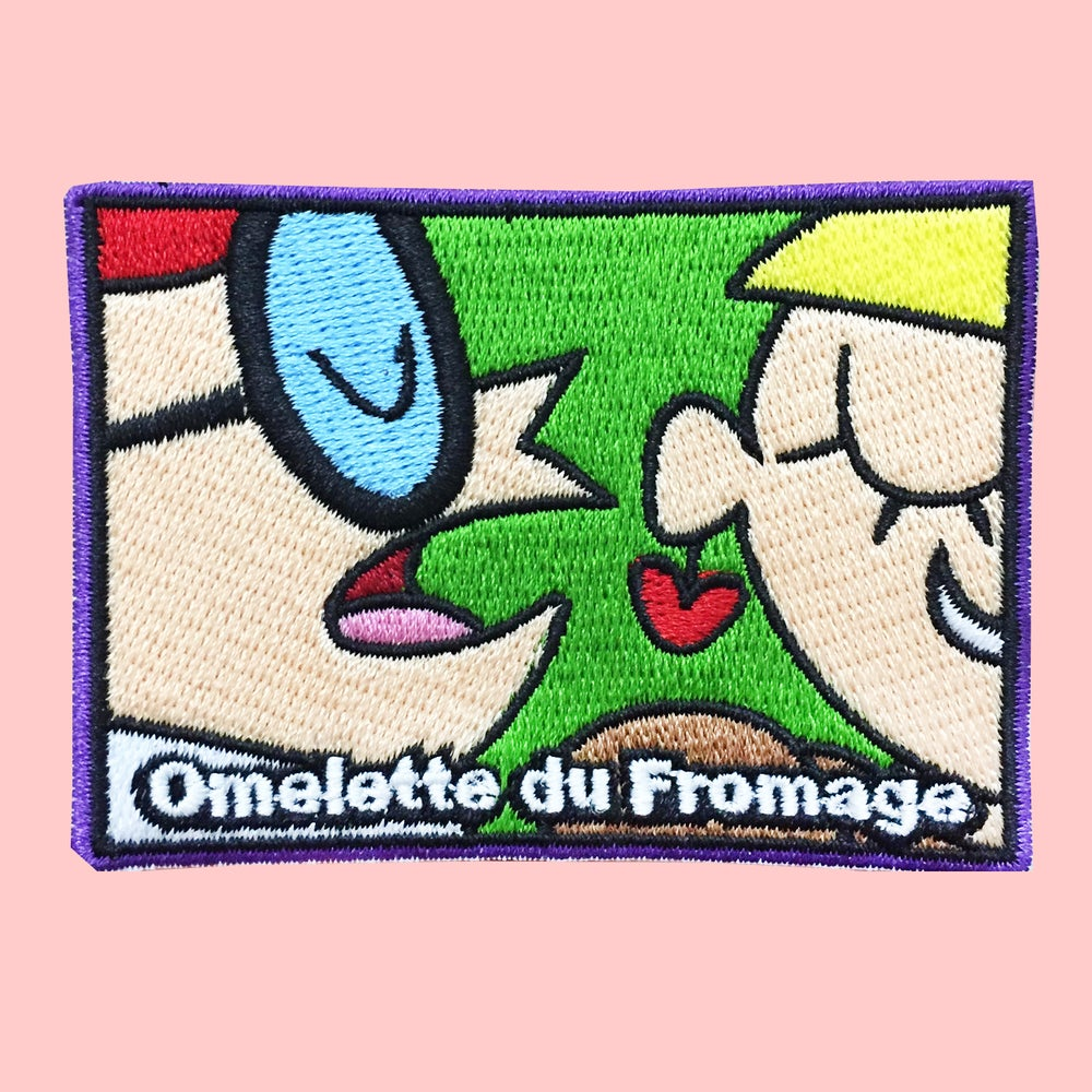 Image of Omelette Patch (PRE-ORDER)