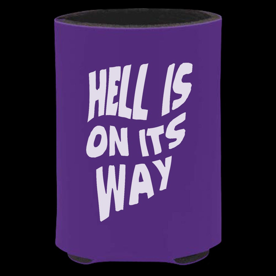 "Image of Windhand: ""Satan House"" Coozie"