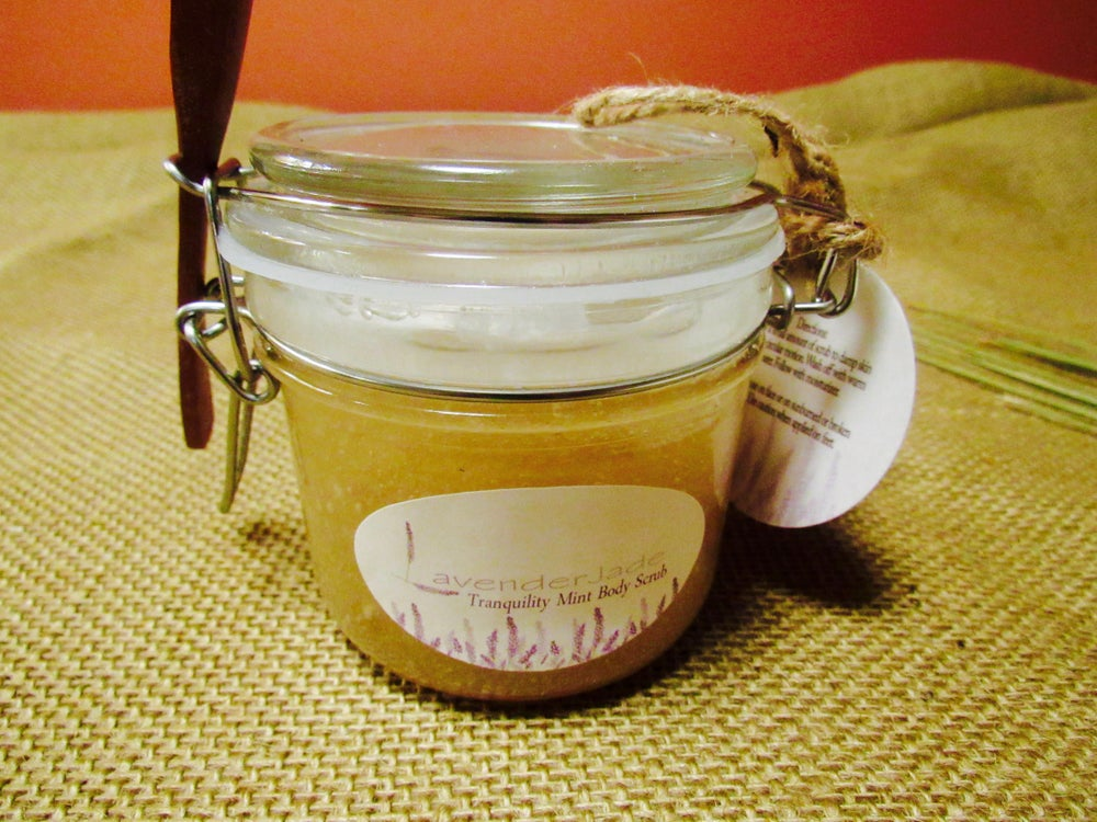 Image of Tranquility Mint Body Scrub