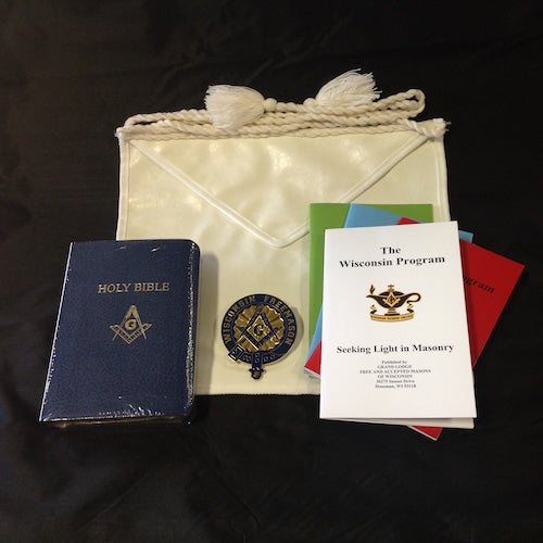 Image of New Master Mason Bundle