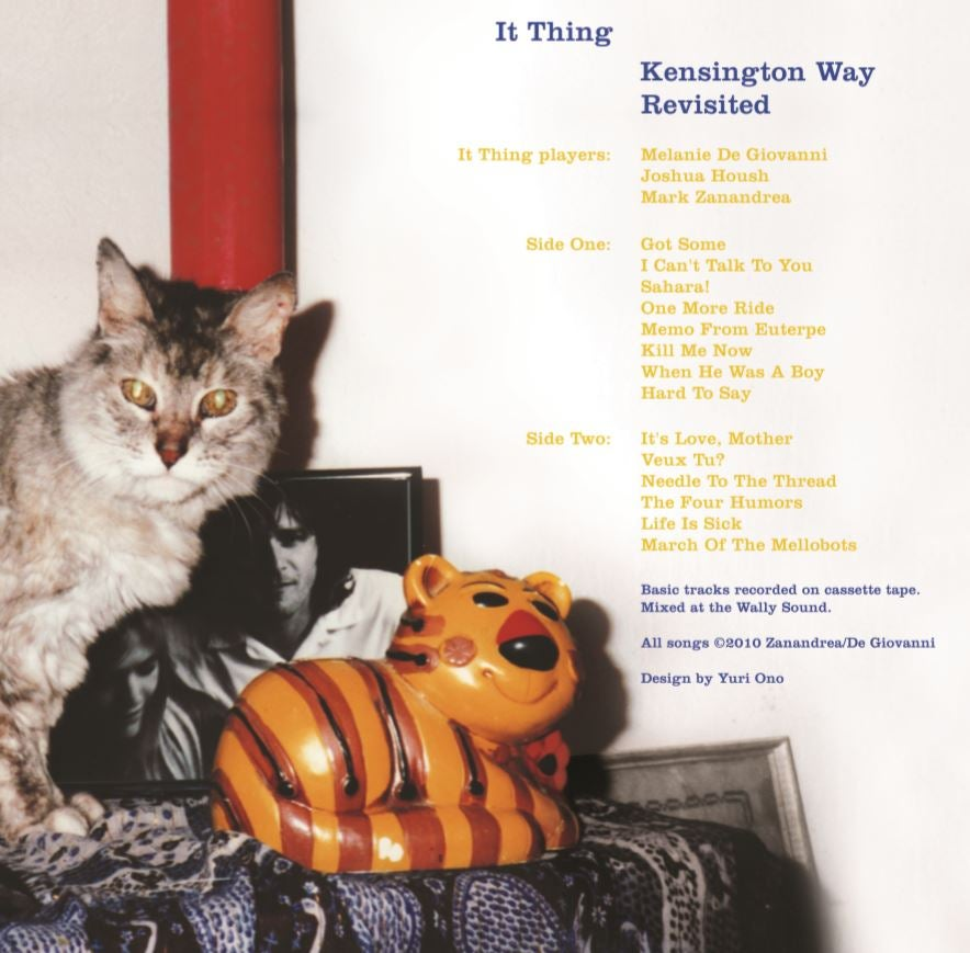 Image of It Thing Limited Edition LP Available Now!