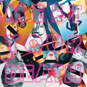 Image of Meet Your Death - s/t LP (12XU 097-1)