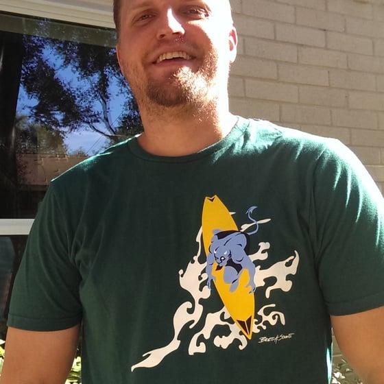 Image of The Original Surfer Demon T-shirt