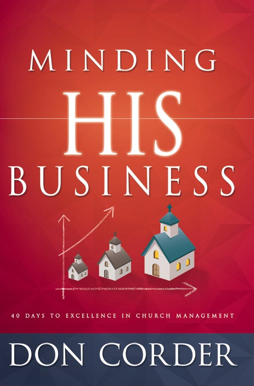 Image of Minding His Business - Kindle E-book