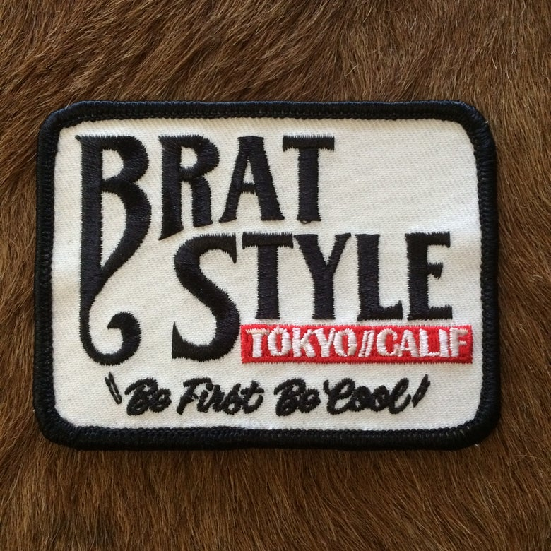 Image of BRAT STYLE PATCH by SKETCH TOKYO//CALIF