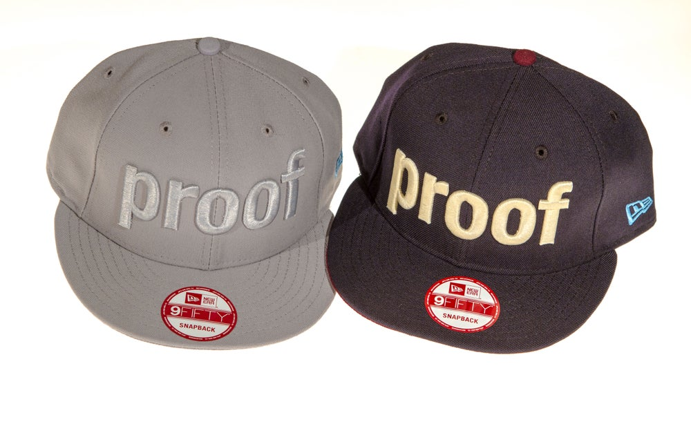 Image of Proof New Era Snapback