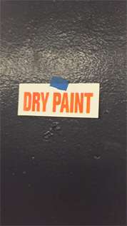Image of DRY PAINT