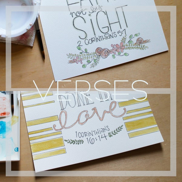Image of Creative Verses - Prints