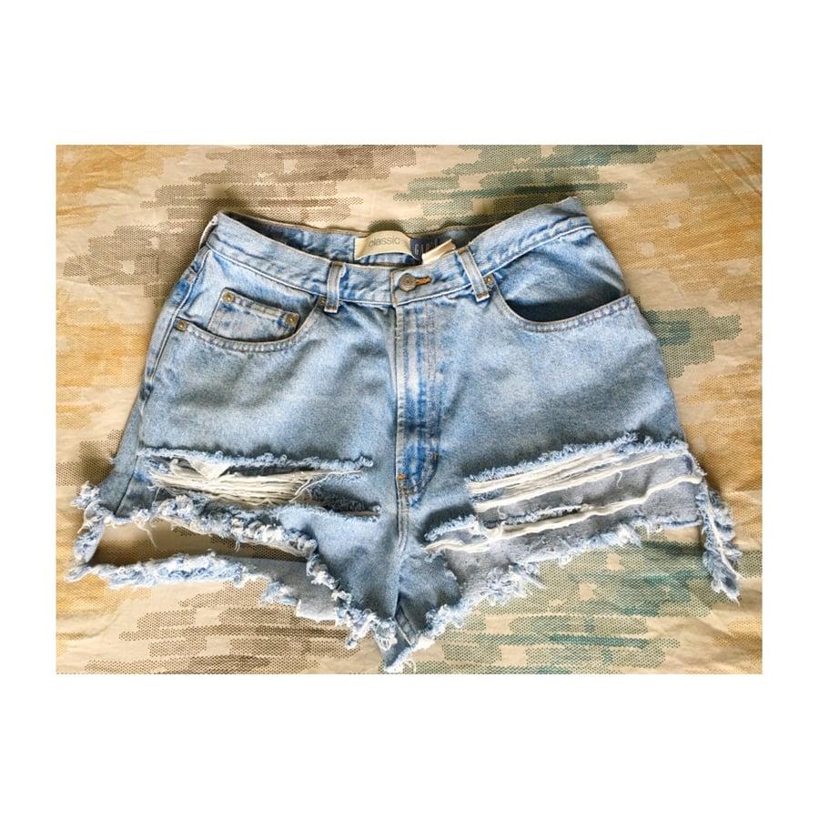 Image of Vintage Slasher Shorts