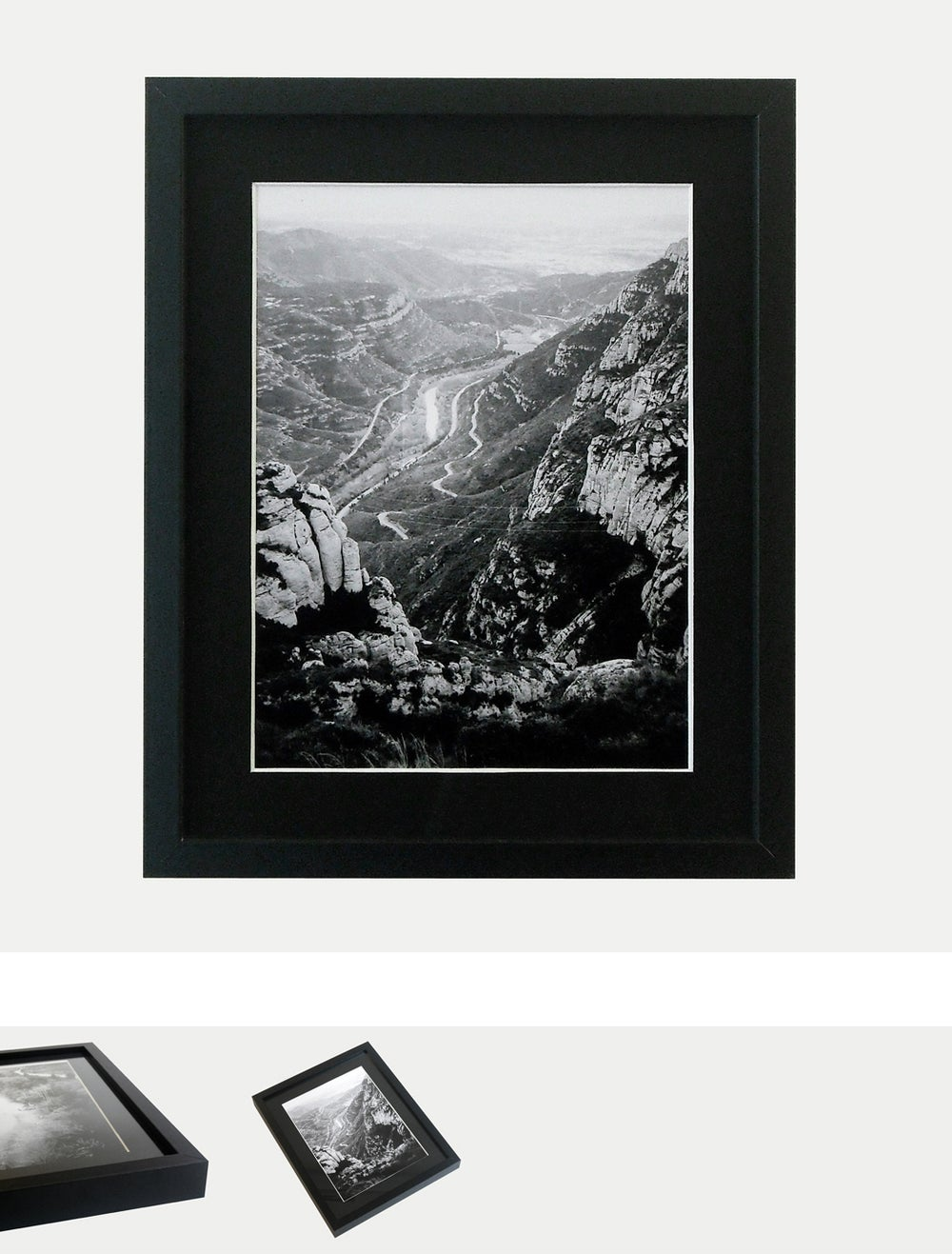 Image of Print #1 »My Proud Mountains«