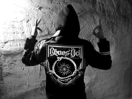 Image of KHAOS-DEI Back Patch