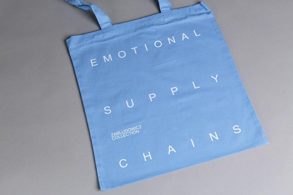 Emotional Supply Chains Tote Bag