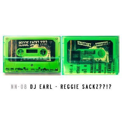 Image of NN-08 | DJ Earl / Reggie Sackz Cassette