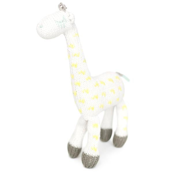Image of Finn + Emma Rattle Buddy Amelia the Giraffe