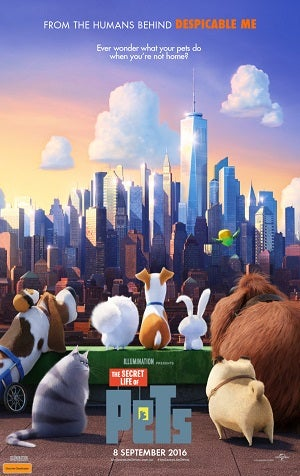 Image of The Secret Life of Pets MOVIE NIGHT! Charity Screening!