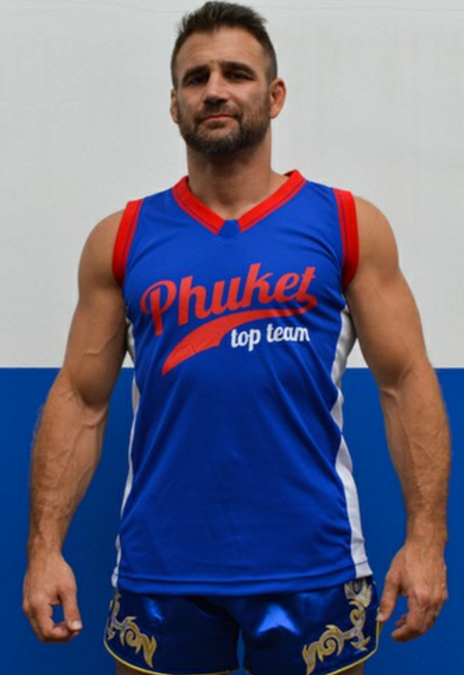 Image of Phuket Top Team Basketball Jersey