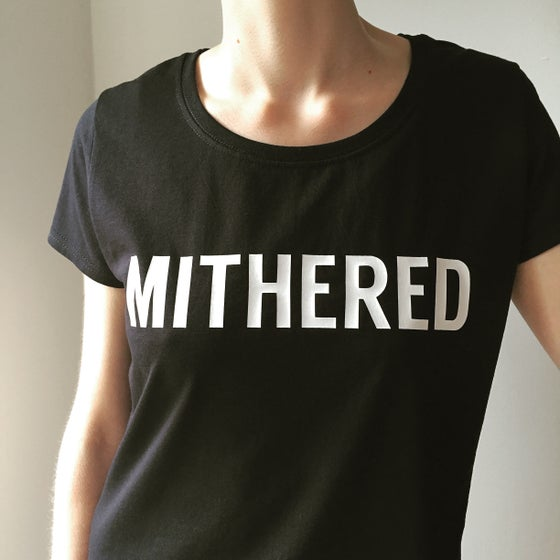 Image of MITHERED T-SHIRT